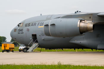 05-5140 - USA - Air Force AFRC Boeing C-17A Globemaster III