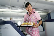 JA806A - ANA - All Nippon Airways - Aviation Glamour - Flight Attendant aircraft