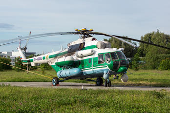 RF-43886 - Russia - Federal Customs Mil Mi-8AMT
