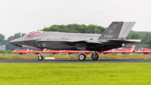 F-002 - Netherlands - Air Force Lockheed Martin F-35A Lightning II aircraft