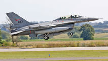 693 - Norway - Royal Norwegian Air Force General Dynamics F-16B Block 15H aircraft