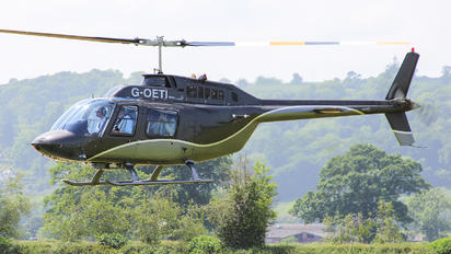 G-OETI - Private Bell 206B Jetranger III