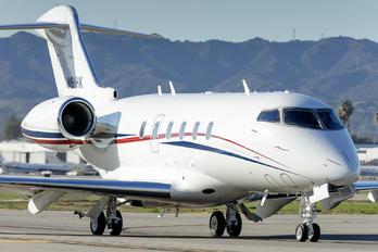 N91HK - Private Bombardier BD-100 Challenger 300 series