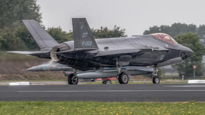 F-002 - Netherlands - Air Force Lockheed Martin F-35A Lightning II