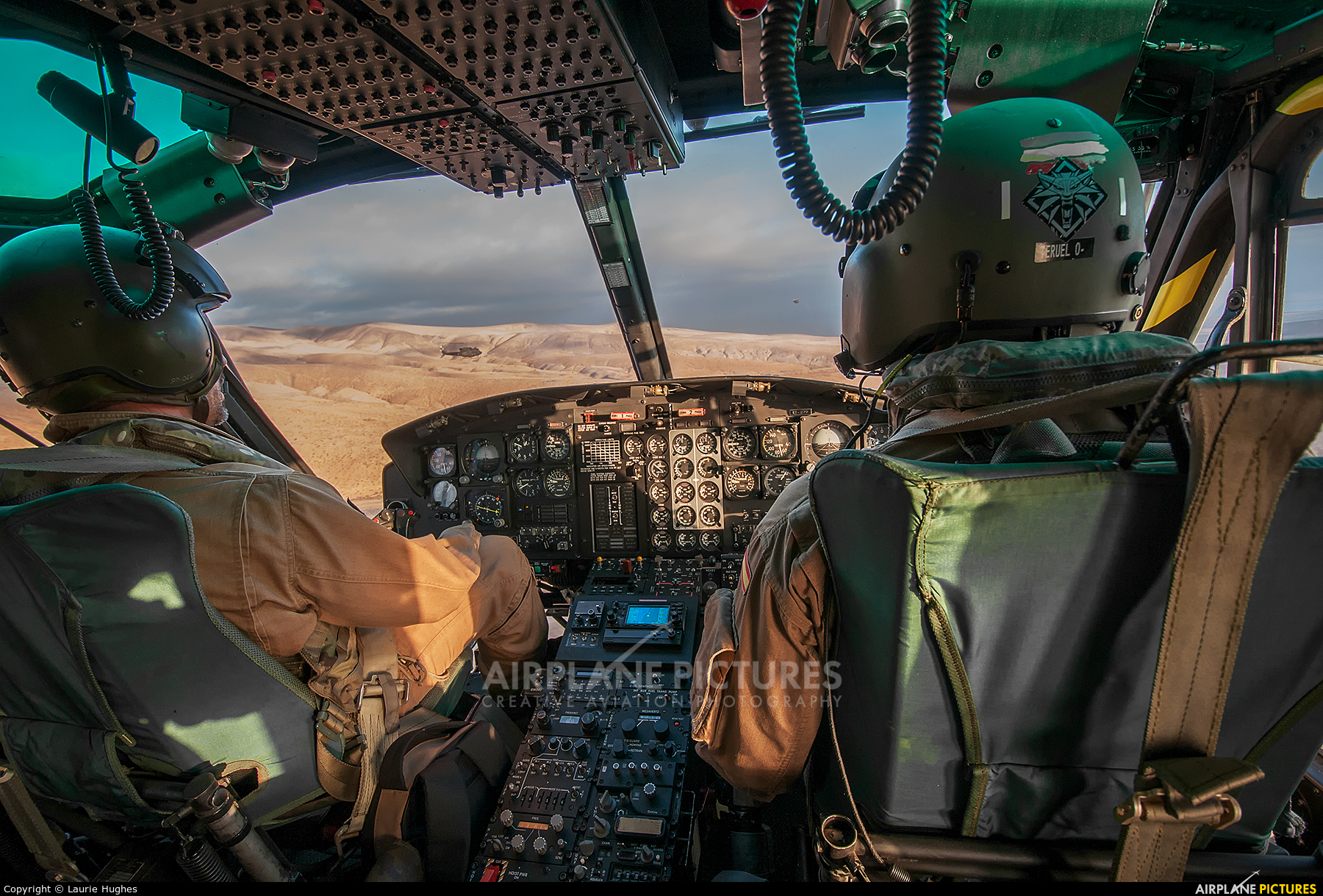 Spain - Army - aircraft at In Flight - Spain