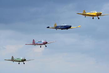 OKMPR - Aeroklub Czech Republic Zlín Aircraft Z-226 (all models)