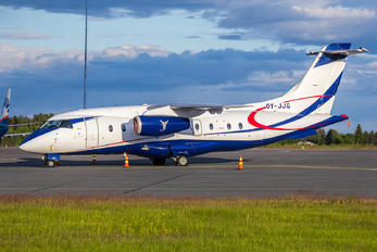 OY-JJG - Sun Air Dornier Do.328JET