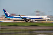 JA619A - ANA - All Nippon Airways Boeing 767-300ER aircraft