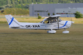 OK-XAA - Private Cessna 172 Skyhawk (all models except RG)