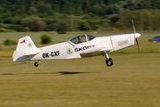 OK-CXF - Private Zlín Aircraft Z-526AFS aircraft