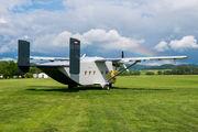 OE-FDK - Pink Aviation Short SC.7 Skyvan aircraft