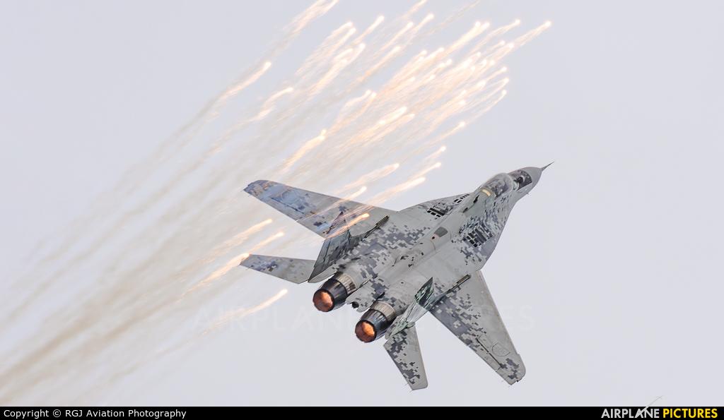 Slovakia -  Air Force - aircraft at Leeuwarden