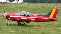 "ST-15 - Belgium - Air Force ""Les Diables Rouges"" SIAI-Marchetti SF-260 aircraft"