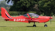 G-DFDO - Private Evektor-Aerotechnik EV-97 Eurostar aircraft