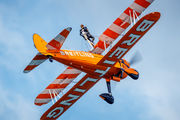 N5057V - Breitling Wingwalkers Boeing Stearman, Kaydet (all models) aircraft