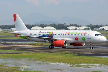 XA-VAG - VivaAerobus Airbus A320