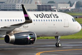 XA-VLJ - Volaris Airbus A321