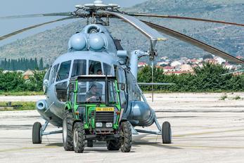 H-212 - Croatia - Air Force Mil Mi-8MTV-1