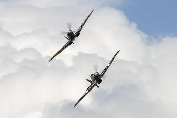 "PZ865 - Royal Air Force ""Battle of Britain Memorial Flight"" Hawker Hurricane Mk.IIc"