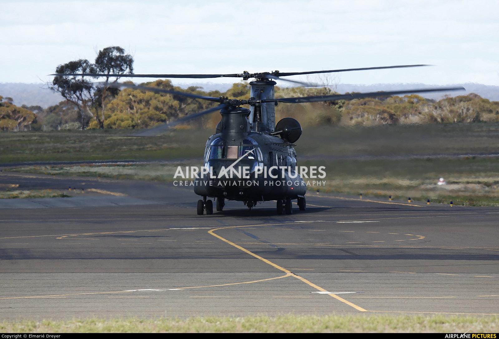Australia -  Defence Force A15-152 aircraft at Kalgoorlie-Boulder Airport