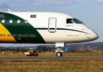 FAB-2591 - Brazil - Air Force Embraer ERJ-190-VC-2