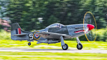 KH774 - Private North American P-51D Mustang aircraft