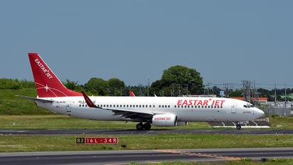 HL8036 - Eastar Jet Boeing 737-800