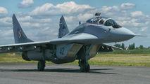 42 - Poland - Air Force Mikoyan-Gurevich MiG-29UB aircraft
