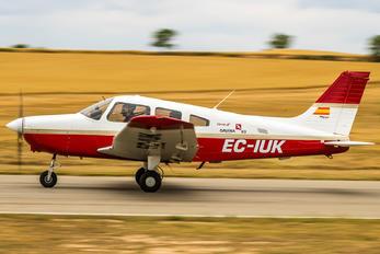 EC-IUK - Private Piper PA-28 Warrior