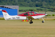 OK-TNT - Private Cirrus SR22 aircraft