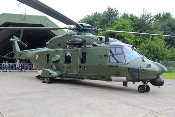 RN-07 - Belgium - Air Force NH Industries NH-90 TTH