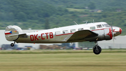 N241M - Private Lockheed 10 Electra