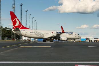 TC-JVK - Turkish Airlines Boeing 737-800