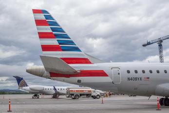 N408YX - American Eagle Embraer ERJ-175 (170-200)