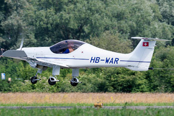 HB-WAR - Private Dyn Aero MCR01 Club