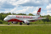 RA-89001 - Red Wings Sukhoi Superjet 100 aircraft