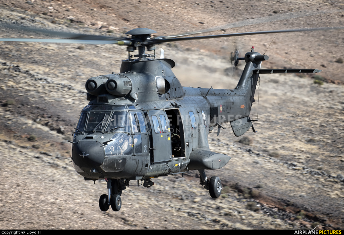 Spain - Army ET-508 aircraft at In Flight - Spain