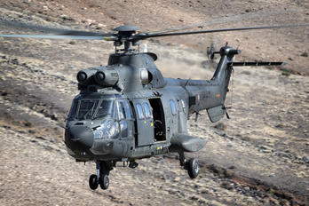 ET-508 - Spain - Army Eurocopter AS332 Super Puma