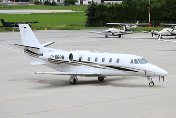 D-CBBB - Daimler Chrysler Aviation Cessna 560XL Citation XLS