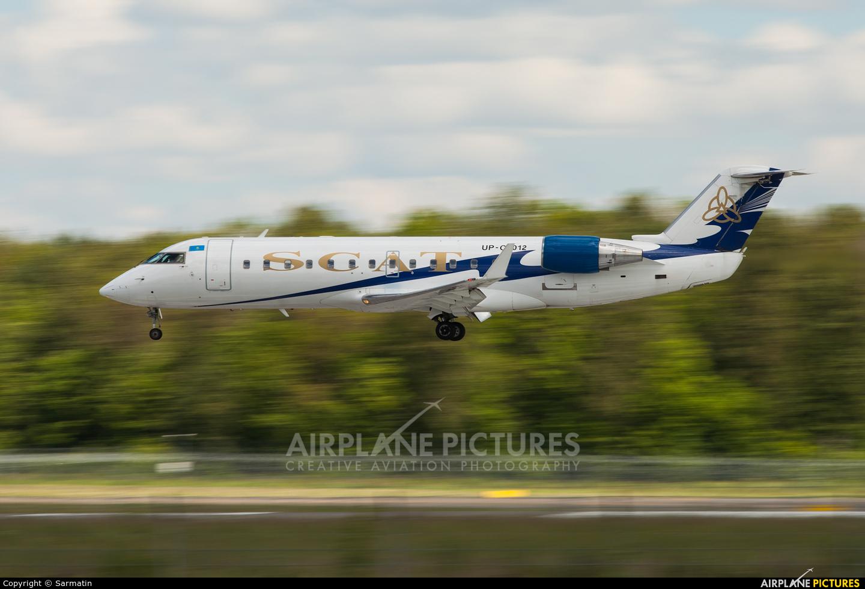 SCAT Airlines UP-CJ012 aircraft at Kazan