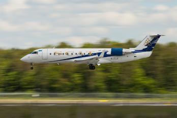 UP-CJ012 - SCAT Airlines Canadair CL-600 CRJ-200