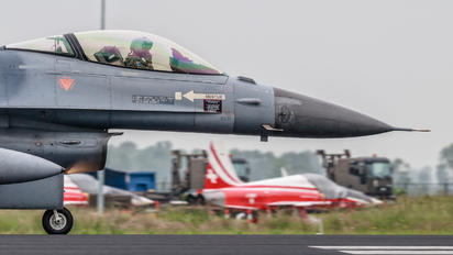 - - Netherlands - Air Force General Dynamics F-16A Fighting Falcon