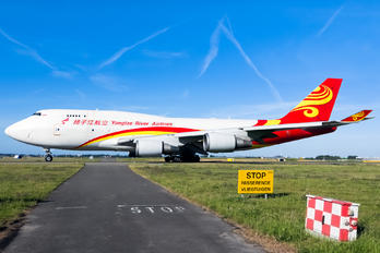 B-2432 - Yangtze River Airlines Boeing 747-400BCF, SF, BDSF