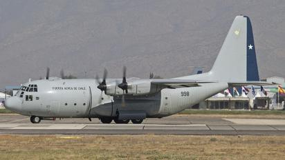 998 - Chile - Air Force Lockheed C-130B Hercules