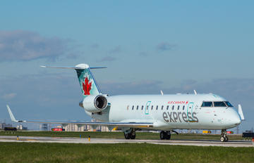 C-FWJF - Air Canada Express Bombardier CRJ-200ER