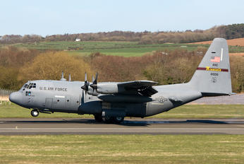 96-1006 - USA - Air Force Lockheed C-130H Hercules