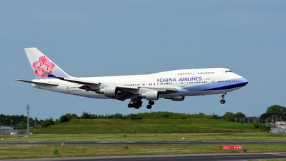 B-18205 - China Airlines Boeing 747-400