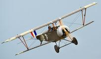 OK-JUD 4 - Private Nieuport 12 (Replica) aircraft
