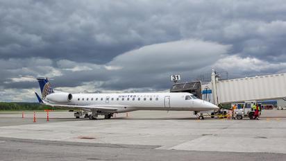 N14188 - United Express Embraer EMB-145