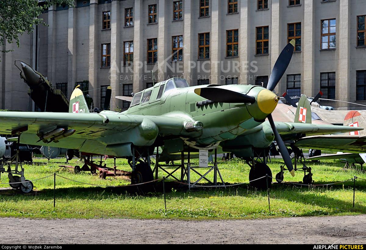 Poland - Air Force 21 aircraft at Warsaw - Muzeum Wojska Polskiego
